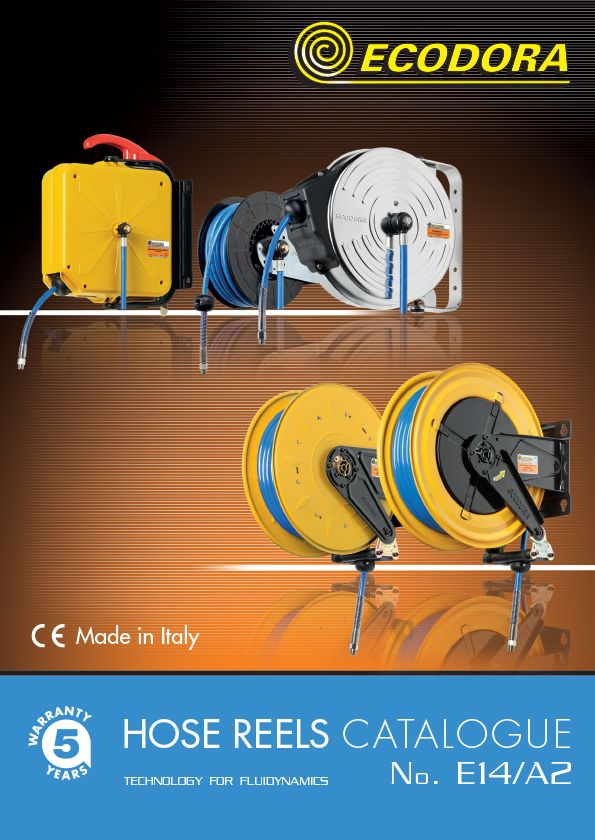 A2 hose reel catalogue