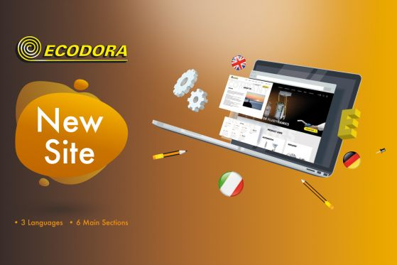 A NEW WEBSITE DEDICATED TO ALL ECODORA CUSTOMERS
