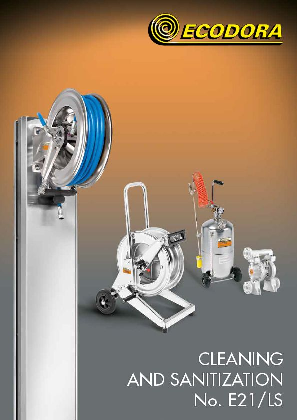Cleaning and sanitization catalogue